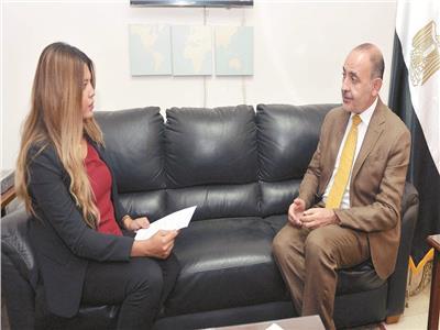 سفير المكسيك بالقاهرة