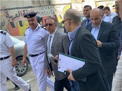 اللواء محمد الشريف مساعد الوزير لأمن القطاع
