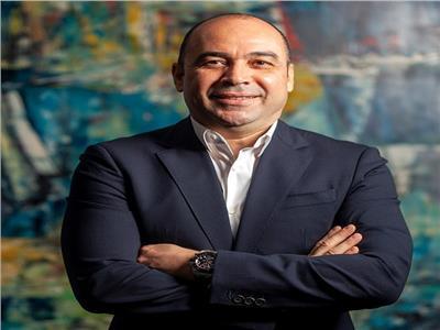شريف علوي نائب رئيس مجلس إدارة البنك العربي الأفريقي الدولي والعضو المنتدب