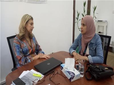 اليوم العالمي للفتاة| نهي ١٩عام تتولى منصب نائب مدير الأمم المتحدة للمرأة بمصر