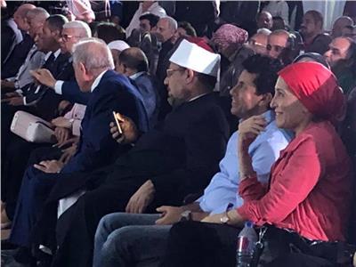 الوزراء يتوافدون على سانت كاترين