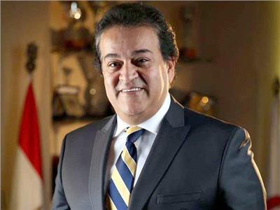 وزير التعليم العالي د. خالد عبد الغفار