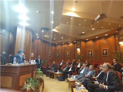 ياسر رزق: نسعى لان يكون 2020 عام الصناعة في مصر