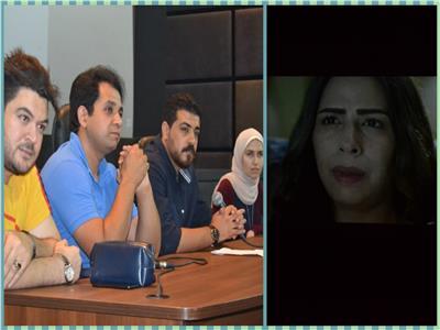 صورة من فعاليات نادي السينما المستقلة بالقاهرة