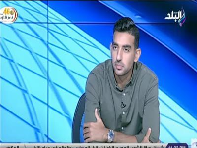 أحمد حسن كوكا لاعب المنتخب الوطني لكرة القدم