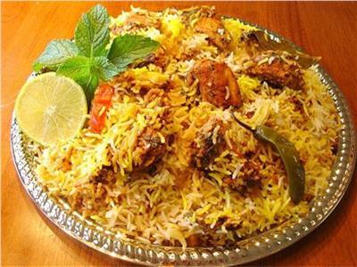 طبق اليوم .. «بريانى كباب اللحم بالطريقة الباكستانية»