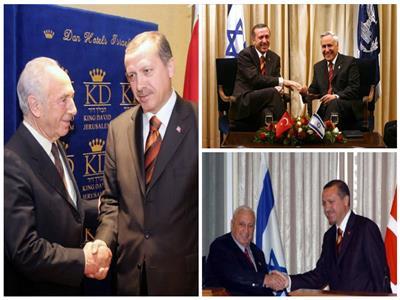 أردوغان.. مناضل الأقصى مطبع إسرائيلي