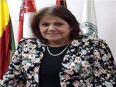د.فوزية أبو الفتوح عميد كلية الطب البشري بجامعة مصر للعلوم والتكنولوجيا