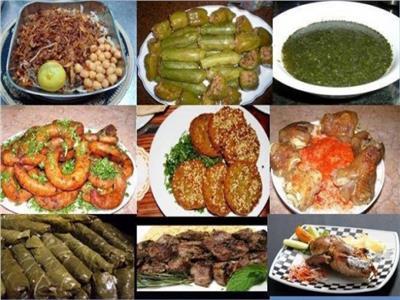 الأكل المصري