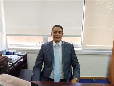 محمد شوقي رئيس تمويل الشركات والمناطق الإقليمية بالمصرف المتحد