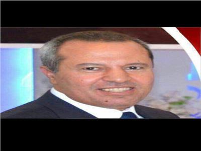 الدكتور سعد مكي وكيل وزارة الصحة بالدقهلية