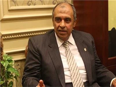 الدكتور عزالدين أبوستيت وزير الزراعة واستصلاح الأراضي