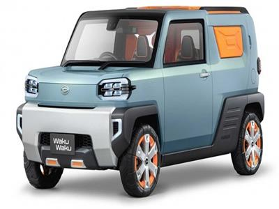 فعاليات معرض طوكيو الدولي للسيارات