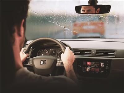 قيادة آمنة في الأمطار