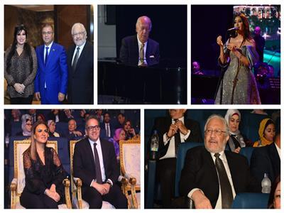 حفل عمر خيرت بـ«العاصمة الإدارية»