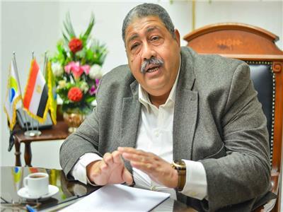 المهندس عادل حسن رئيس شركة الصرف الصحي بالقاهرة الكبرى