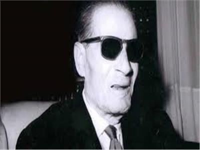 عميد الأدب العربي دكتور طه حسين