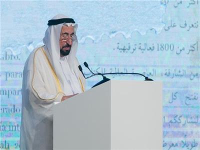 د. سلطان بن محمد القاسمي عضو المجلس الأعلى حاكم الشارقة