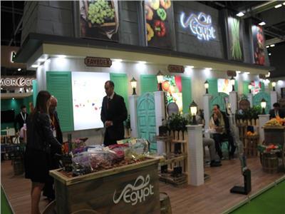 15 شركة مصرية متخصصة في الخضار والفاكهة تشارك بـ«فروت اتراكشن مدريد»