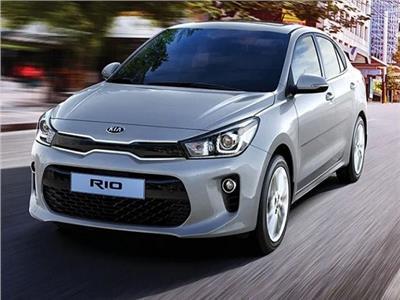 سيارة كيا ريو 2020