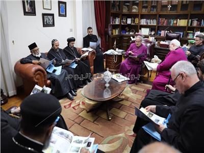 لجنة الحوار بين الكنيسة الأسقفية والكنيسة الأرثوذكسية