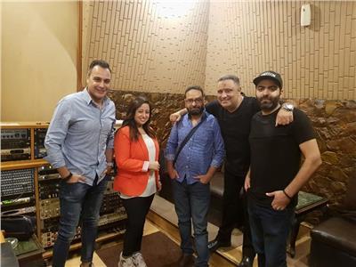 ريهام عبد الحكيم مع صناع الأغنية الجديدة