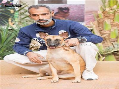 عمرو راشد  مدرب كلاب