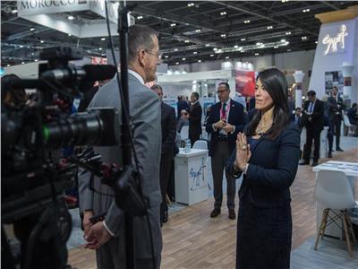 قناة سي إن إن العالمية يستضيف الدكتورة رانيا المشاط