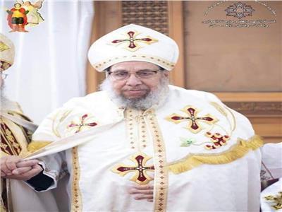 القمص بيشوي عزيز يونان كاهن كنيسة الشهيد مار مينا والملاك بالألف مسكن