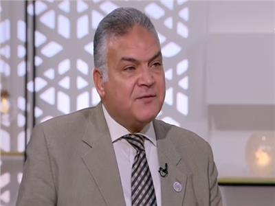 الدكتور أحمد توفيق استاذ إدارة الأزمات بالجامعة الأمريكية