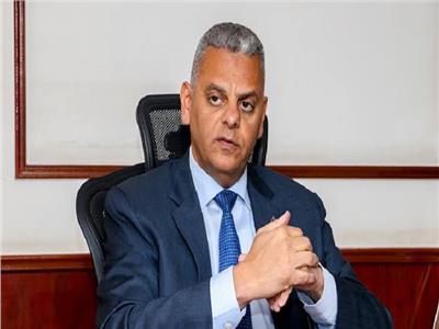 علاء الزهيري رئيس الإتحاد المصري للتأمين