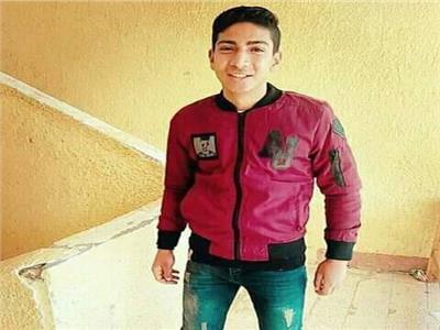 الشاب السيد صلاح المغربي 18عاما