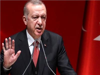 الرئيس التركي اوردغان