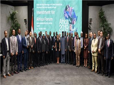 وزيرة الاستثمارتبحث مع السفراء الأفارقة ترتيبات عقد منتدى إفريقيا
