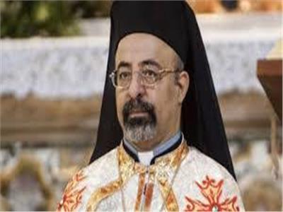 البطريرك الأنبا إبراهيم إسحق