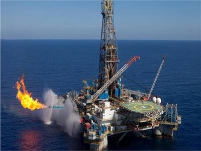وضع بئر جديد للغاز الطبيعي بالمرحلة ٩ب بالبحر المتوسط على الإنتاج