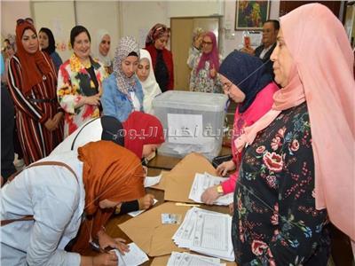 الجولة الأولى لإنتخابات إتحاد الطلابات