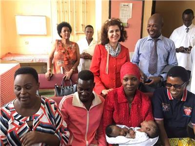 التوأم الملتصق البوروندي