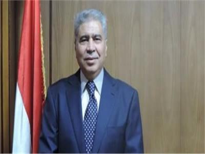 اللواء قاسم حسين محافظ المنيا
