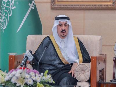 الأمير فيصل بن بندر بن عبدالعزيز أمير منطقة الرياض