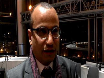 الكاتب المصري محمد عبد النبي