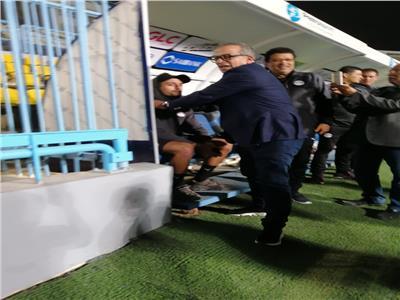 عمرو الجنايني رئيس اللجنة المؤقتة لاتحاد الكرة