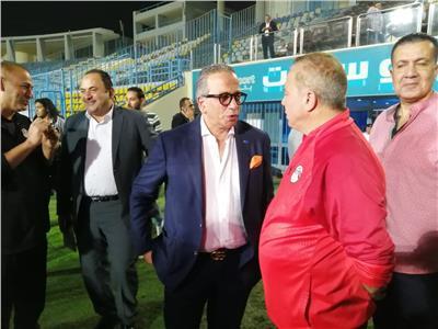 عمرو الجنايني وشوقي غريب