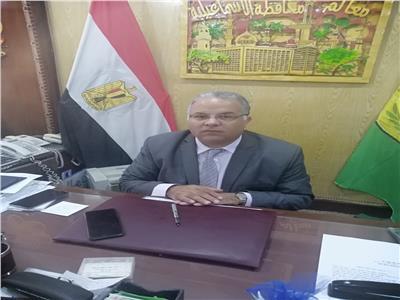 الدكتور خالد خلف قبيصى مدير مديرية التربية و التعليم بالاسماعيلية