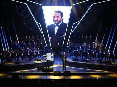 الحجار في مهرجان الموسيقى العربية الـ٢٨