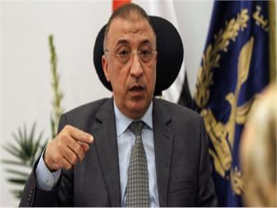 اللواء محمد الشريف مساعد الوزير مدير أمن الجيزة