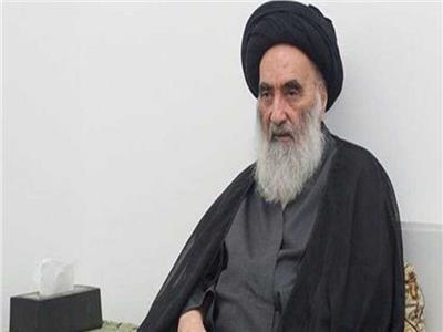 الزعيم الأعلى للشيعة في العراق آية الله على السيستاني