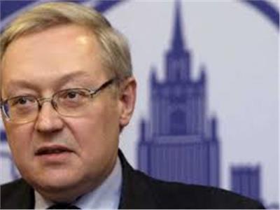 نائب وزير الخارجية الروسي سيرجي ريابكوف