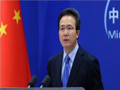 المتحدث باسم وزارة الخارجية الصينية قنج شوانج