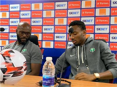 إمابا أباماباكا، المدير الفني لمنتخب نيجيريا الأوليمبي
